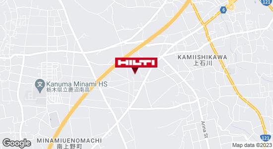 Get directions to 佐川急便株式会社 栃木店