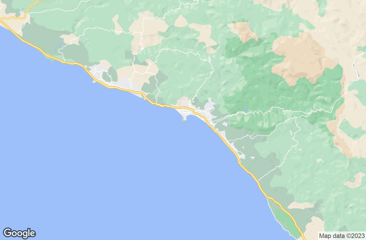 Google Map of ألانيا
