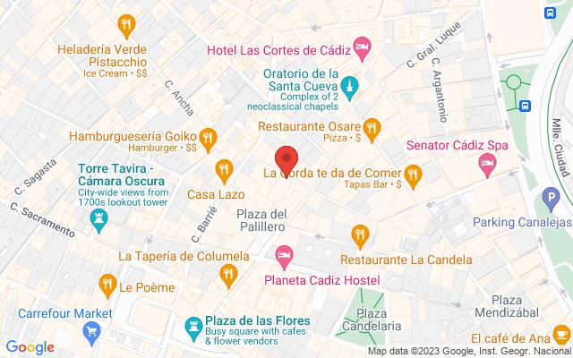 Administración nº3 de Cádiz