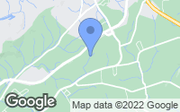 Map of Bristol, TN