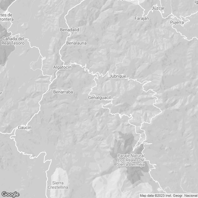 Precioso chalet en las montañas, Genalguacil