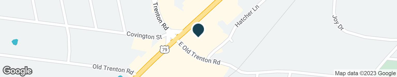 Google Map of2109 WILMA RUDOLPH BLVD