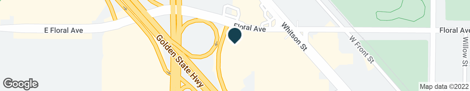 Google Map of2795 FLORAL AVE