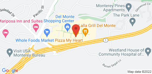 Directions to Pizza My Heart