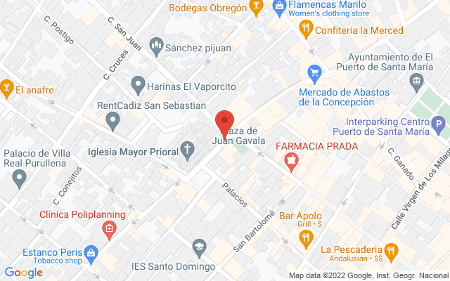 Administración nº9 de El Puerto de Santamaria