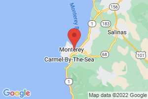 Map of Monterey
