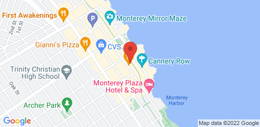 Directions to Wave Street Cafe
