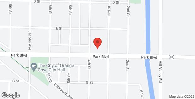 332 Park Boulevard Orange Cove CA 93646