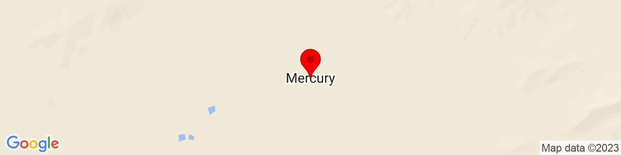 Google Map of 36.6605105, -115.9944747
