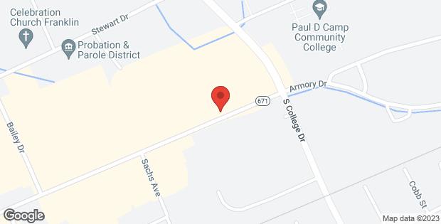 1130 Armory Drive Franklin VA 23851
