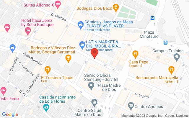 Administración nº11 de Jerez de La Frontera
