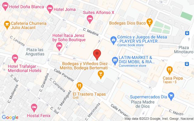 Administración nº9 de Jerez de La Frontera
