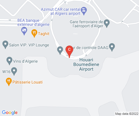 Magasin Louati traiteur - Aéroport d'Alger