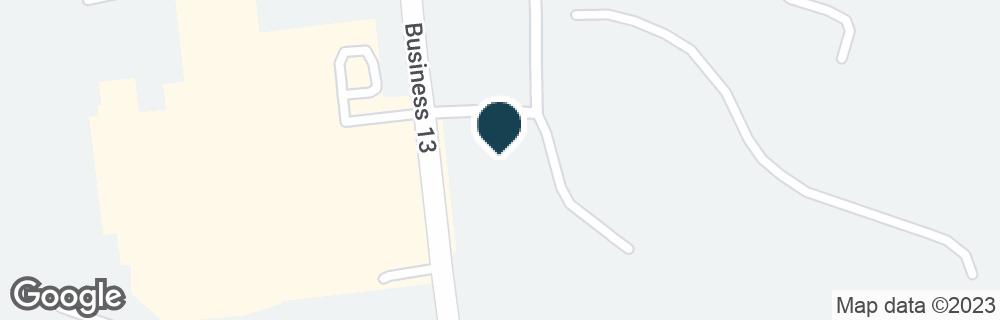 Google Map of106 SILVER THREAD LN