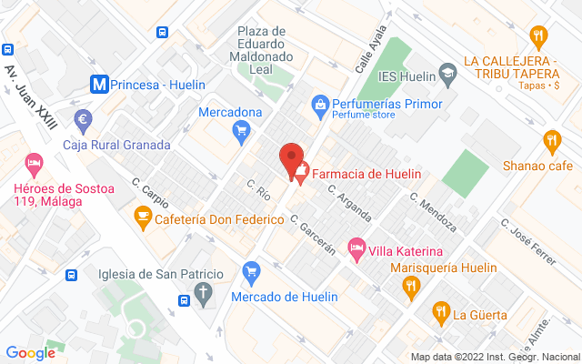 Administración nº25 de Málaga