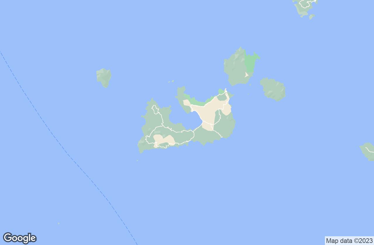 Google Map of ميلوس