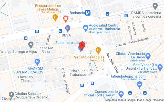 Administración nº58 de Málaga