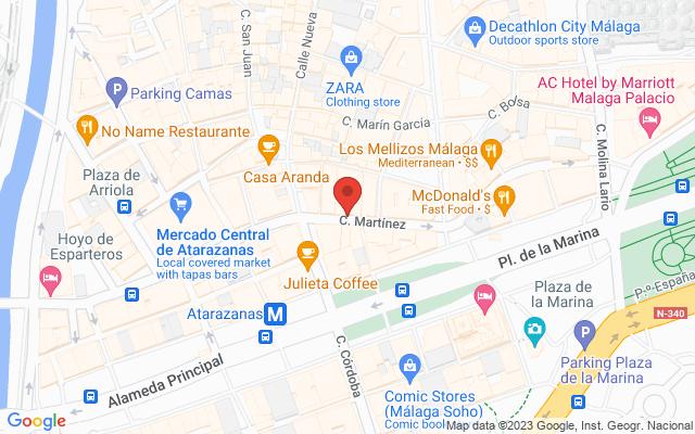 Administración nº1 de Málaga