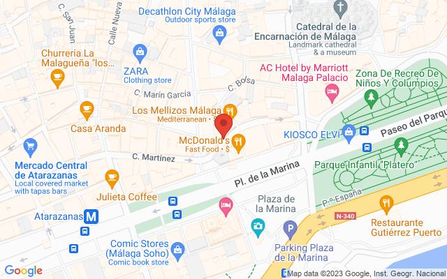 Administración nº3 de Málaga