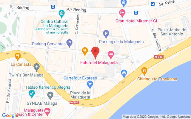Administración nº39 de Málaga