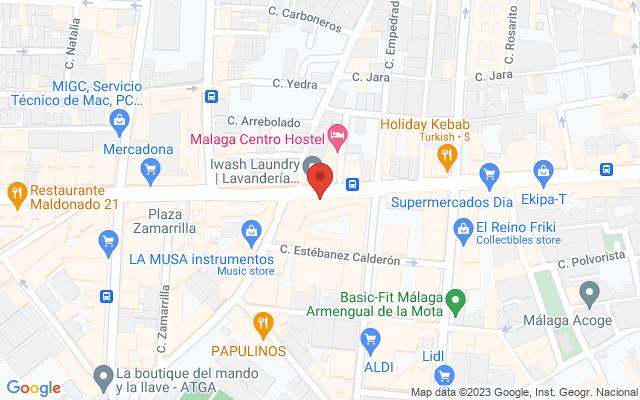 Administración nº59 de Málaga