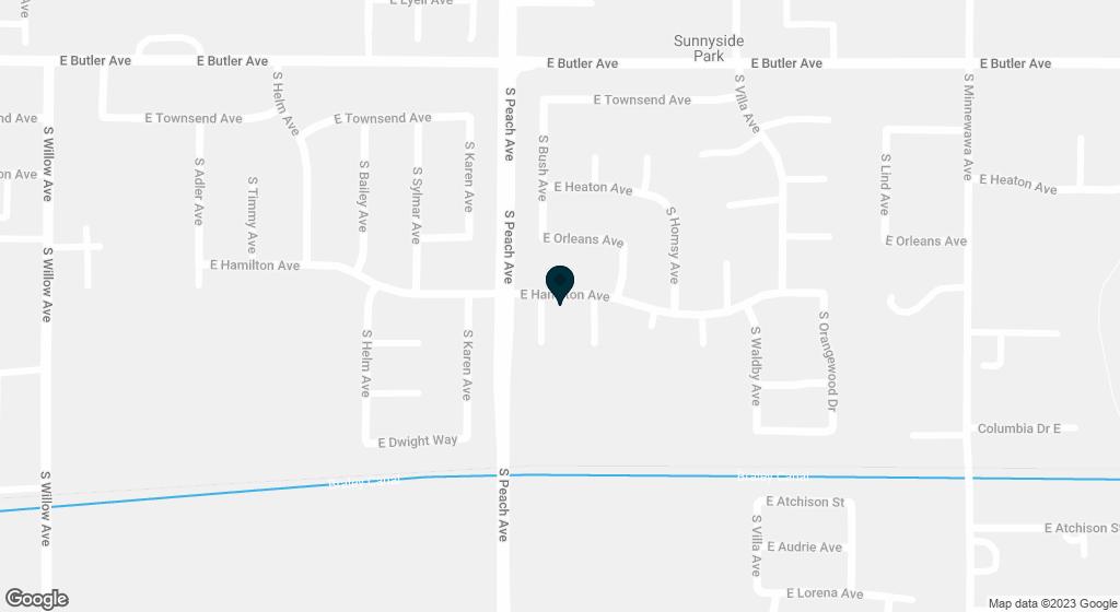 5224 Hamilton Fresno CA 93727