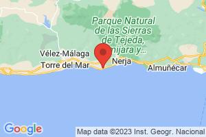 Map of Torrox-Costa