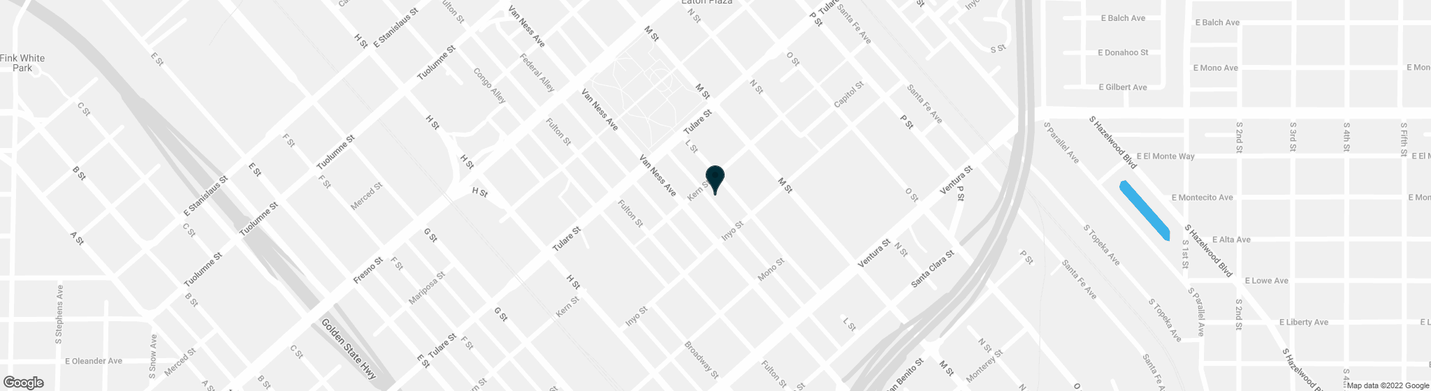 2120 Kern Street Fresno CA 93721