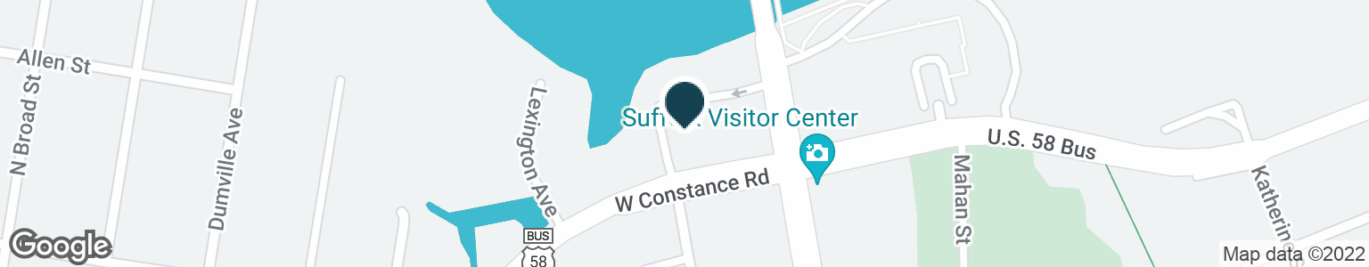 Google Map of118 WEST CONSTANCE RD
