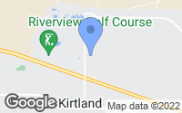 Map of Kirtland, NM