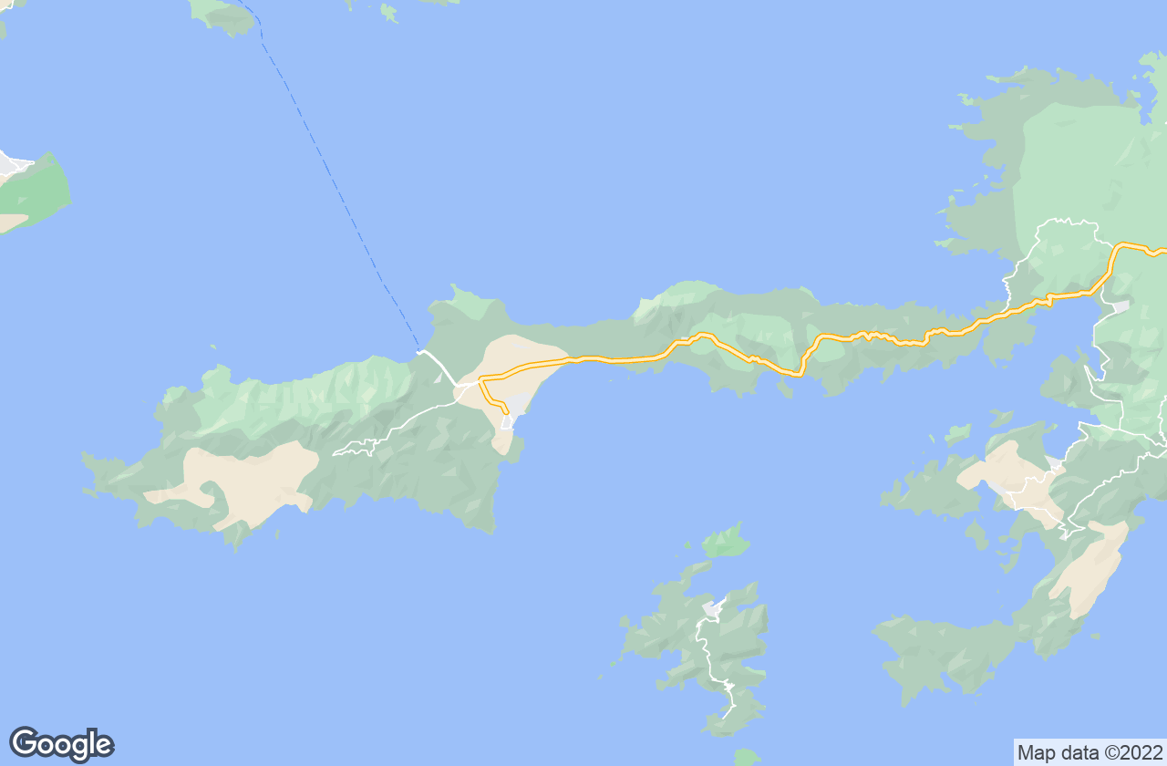 Google Map of Datca