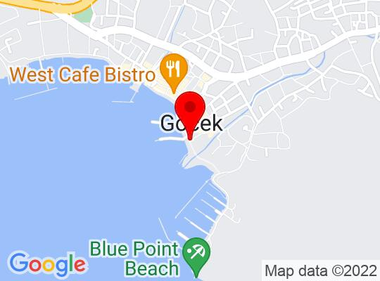 Google Map of Gocek