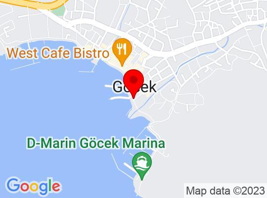 Google Map of Gocek