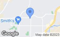 Map of Farmington, NM