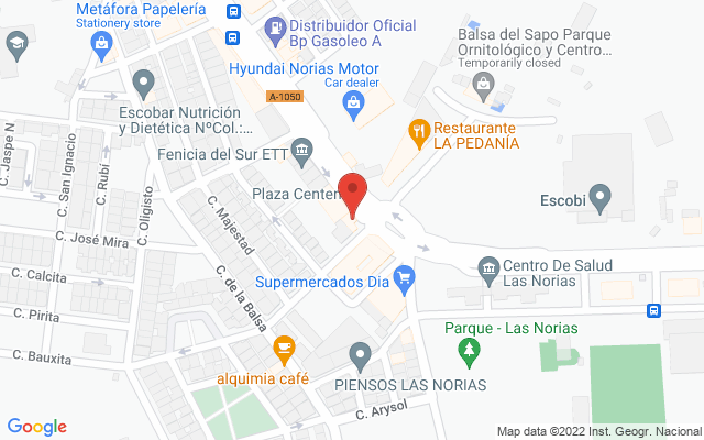 Administracion Loteria Las Norias