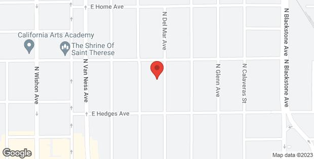 1361 N Del Mar Avenue Fresno CA 93728