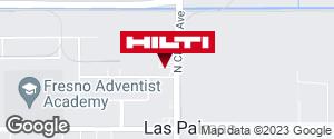 Hilti Store Fresno
