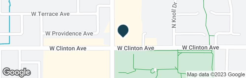 Google Map of2424 N BRAWLEY AVE