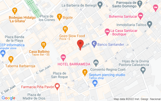 Administración nº5 de Sanlúcar de Barrameda