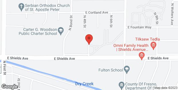 3313 N Hilliard Street Fresno CA 93726