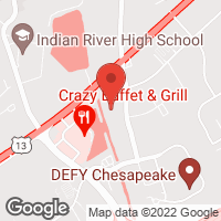 [Greenbrier North YMCA Map]