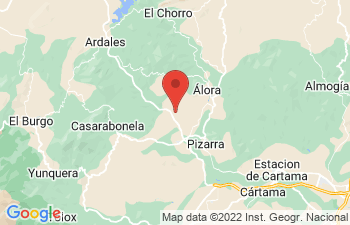 Map of Provincia De Malaga