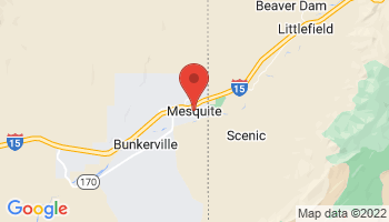 Map of Mesquite