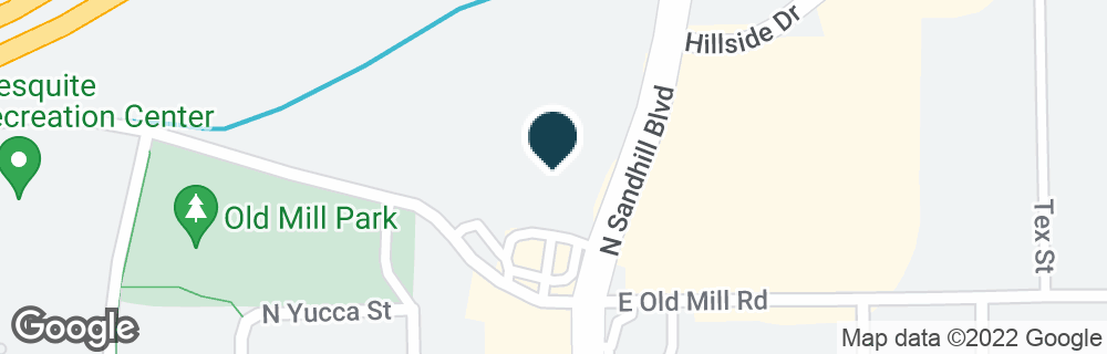 Google Map of329 N SANDHILL BLVD