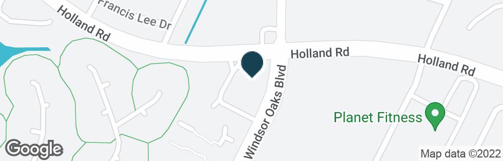 Google Map of3965 HOLLAND RD