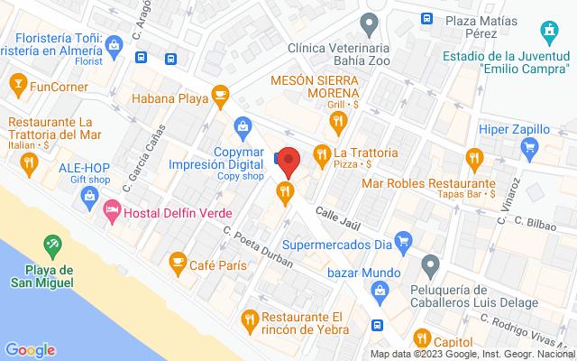 Administración nº9 de Almería