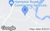 Map of Suffolk, VA