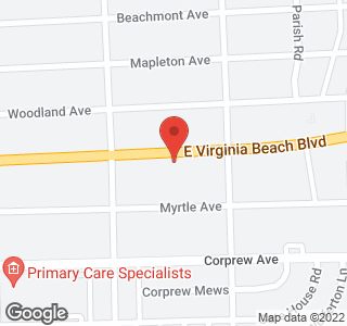 2821 E Virginia Beach Boulevard