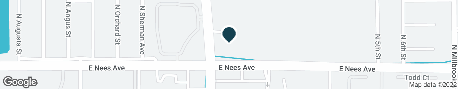Google Map of610 E NEES AVE