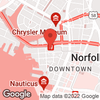 [Norfolk Blocker Family YMCA Map]